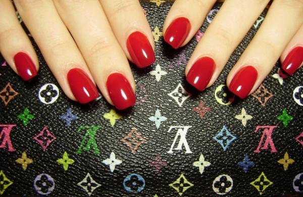 Красивый новогодний дизайн ногтей фото идеи новинки тренды